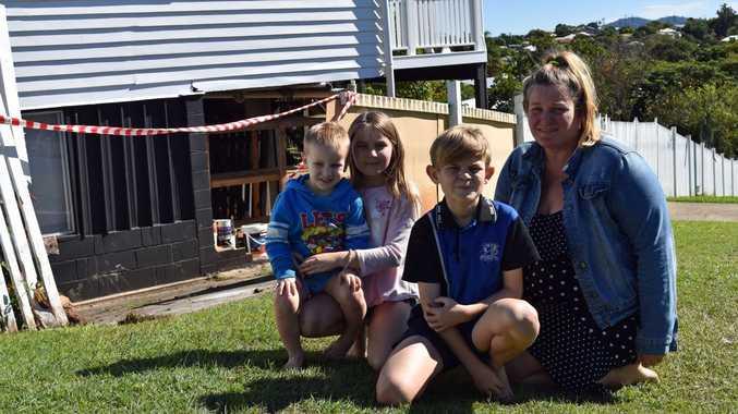Mum, I'm glad I didn't die: family's terrifying wake-up call