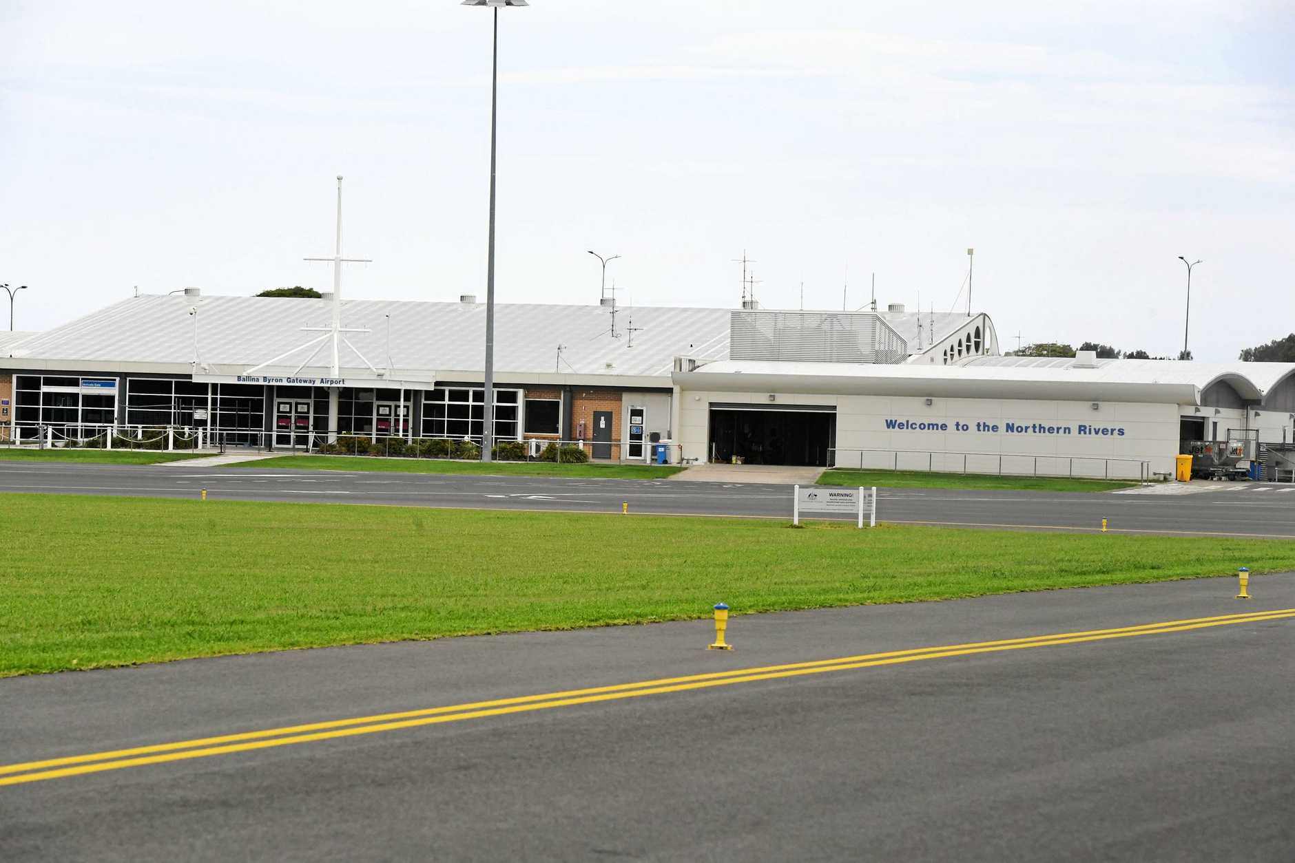 Ballina Byron Gateway Airport which is presently undergoing a $6.9 million upgrade.