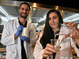 Chemist's creative mix of science, nature and spirituality