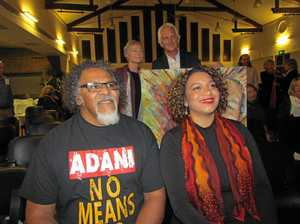 Native title applicants remain divided over Adani