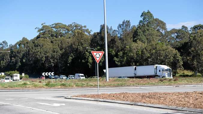 Speed is causing roundabout truck crashes