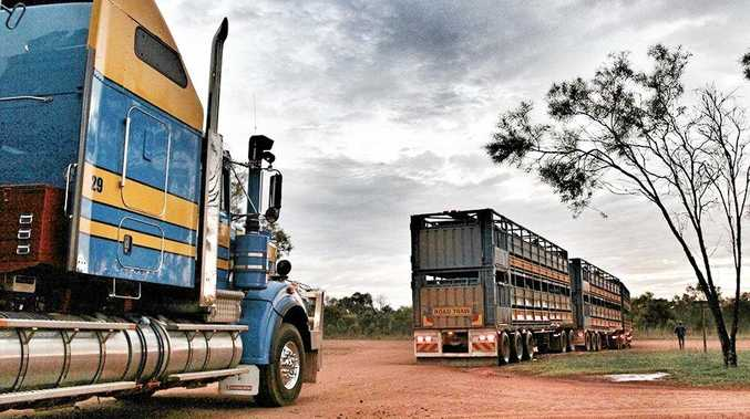 Qld road train operators struggle to fill $130,000 roles