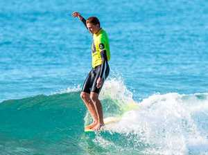 Teenager cleans up at state longboard titles
