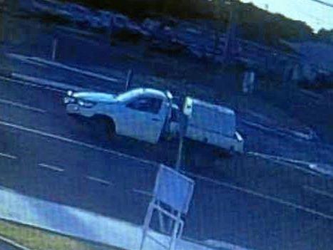 Police seek information to identify vehicle