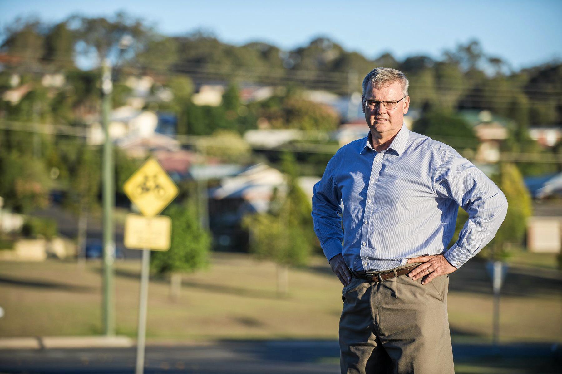TOP HONOUR: University of Southern Queensland Professor Jim Cavaye won the International Community Development Society's Community Development Achievement Award.