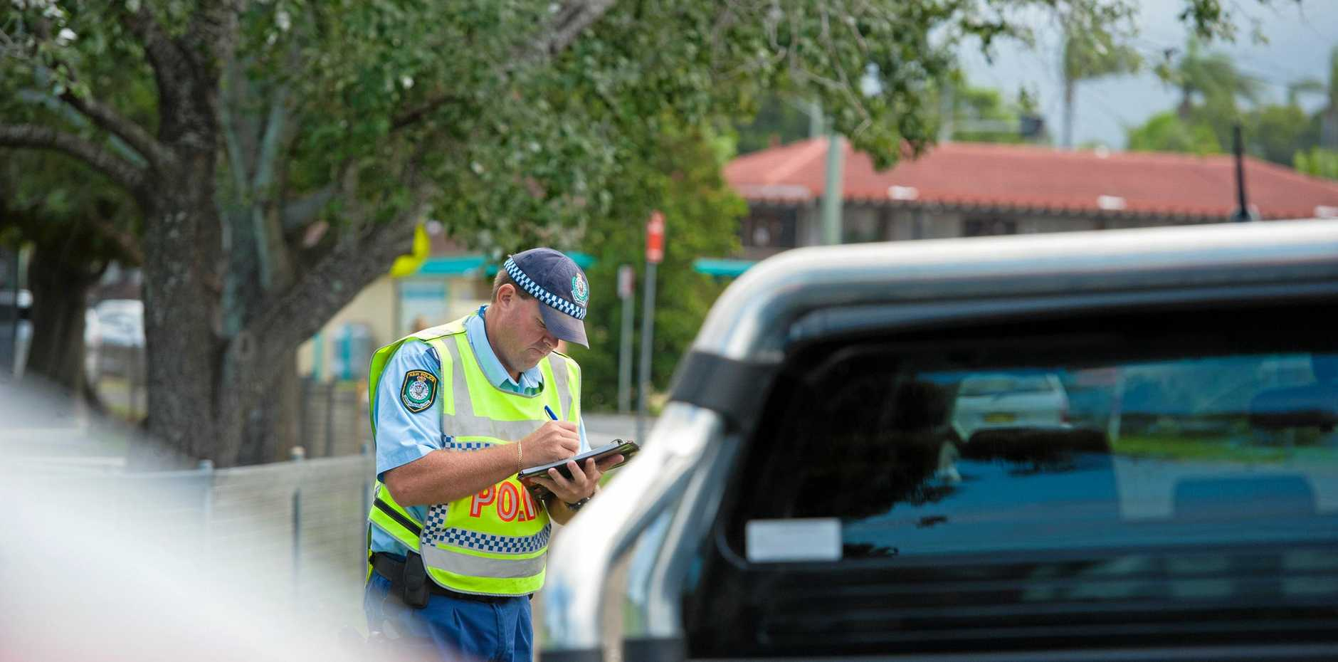 Coffs Harbour-based Traffic and Highway patrol officers are involved in a blitz in school zones.