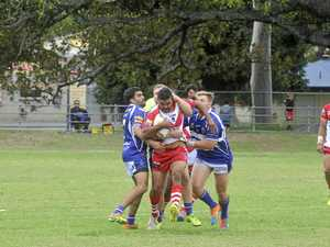 Rebels right the record with 20-point in Macksville