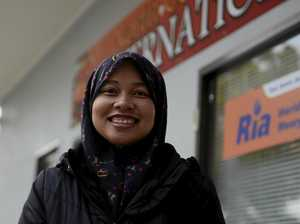Friendly new face has big plans for grocer