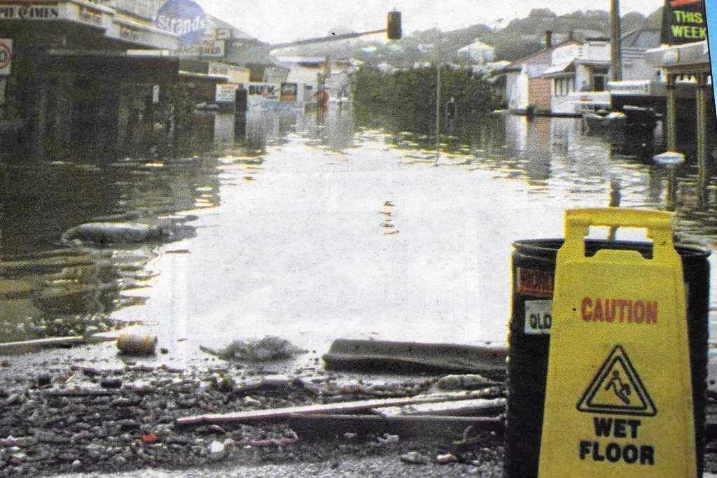 1999 Gympie Flood