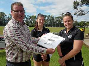 Rockhampton AFL club receives $300k investment