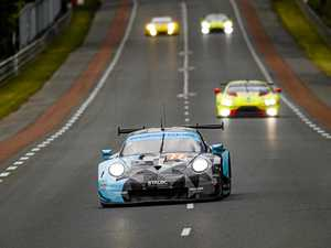 Warwick driver well up in series after last round at Le Mans