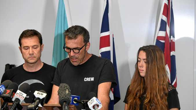 Missing backpacker's family thank community