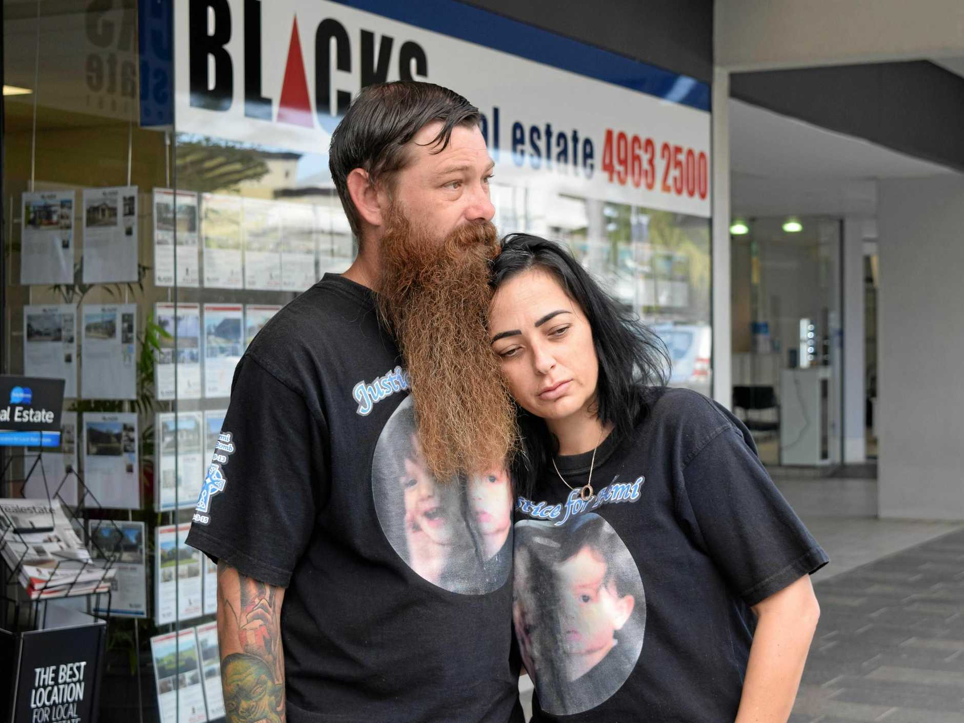 Shane Burke and Kerri-Ann Goodwin are fighting to keep the man who callously killed their son in jail.