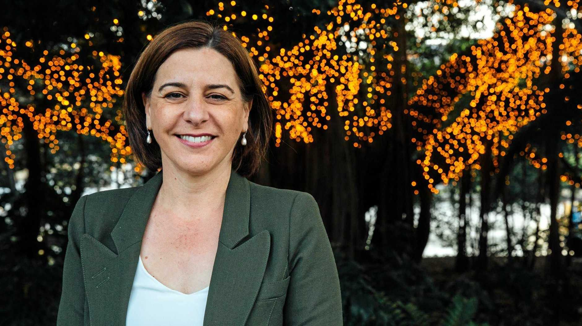 Queensland Opposition Leader, Deb Frecklington.