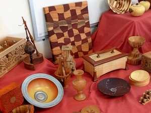 Master woodcrafters to show off amazing abilities