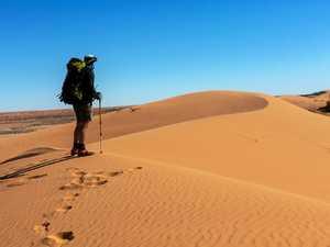 Half million raised in gruelling Simpson Desert challenge