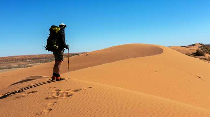 Half million raised in gruelling Simpson Desert challenge