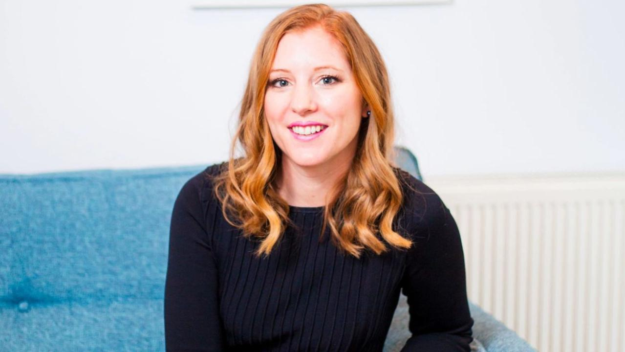 Lydia Davis, 36, is a professional matchmaker and the founder of Toffee. Picture: Toffee Dating