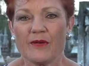 Pauline Hanson's surprising revelation