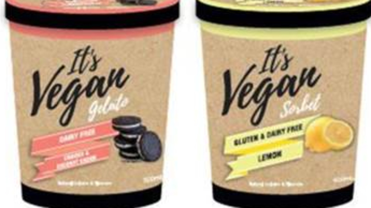 The ice cream products labelled 'It's Vegan' have been recalled.