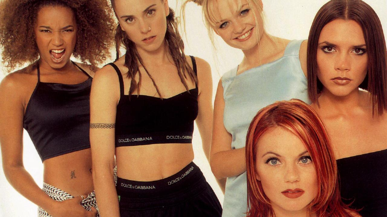 The Spice Girls back in the day.