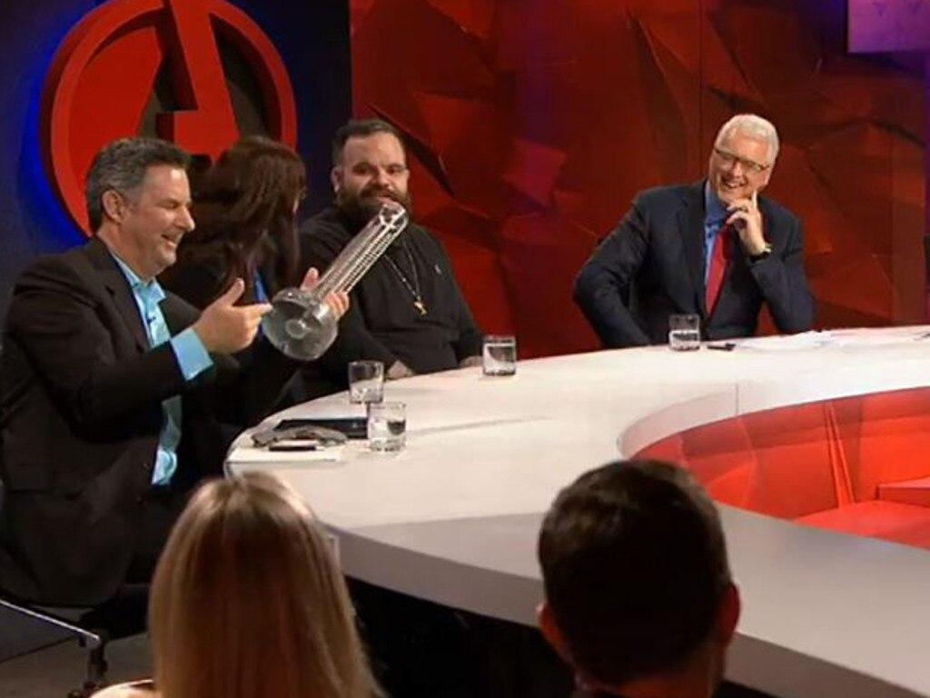 Q&A panel on Monday, June 10 2019. Source: ABC.