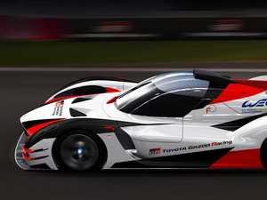 Toyota plans outrageous Ferrari rival