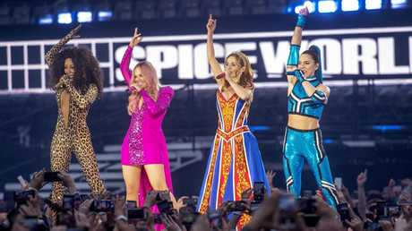 Spice Girls coming to Australia?