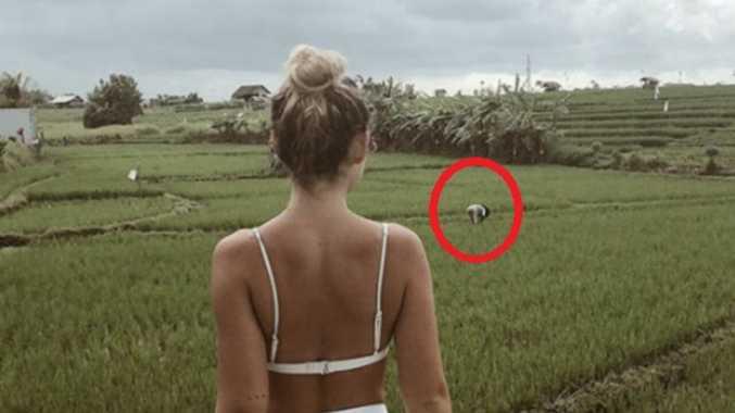 Model quits Instagram over 'insensitive' bikini photo