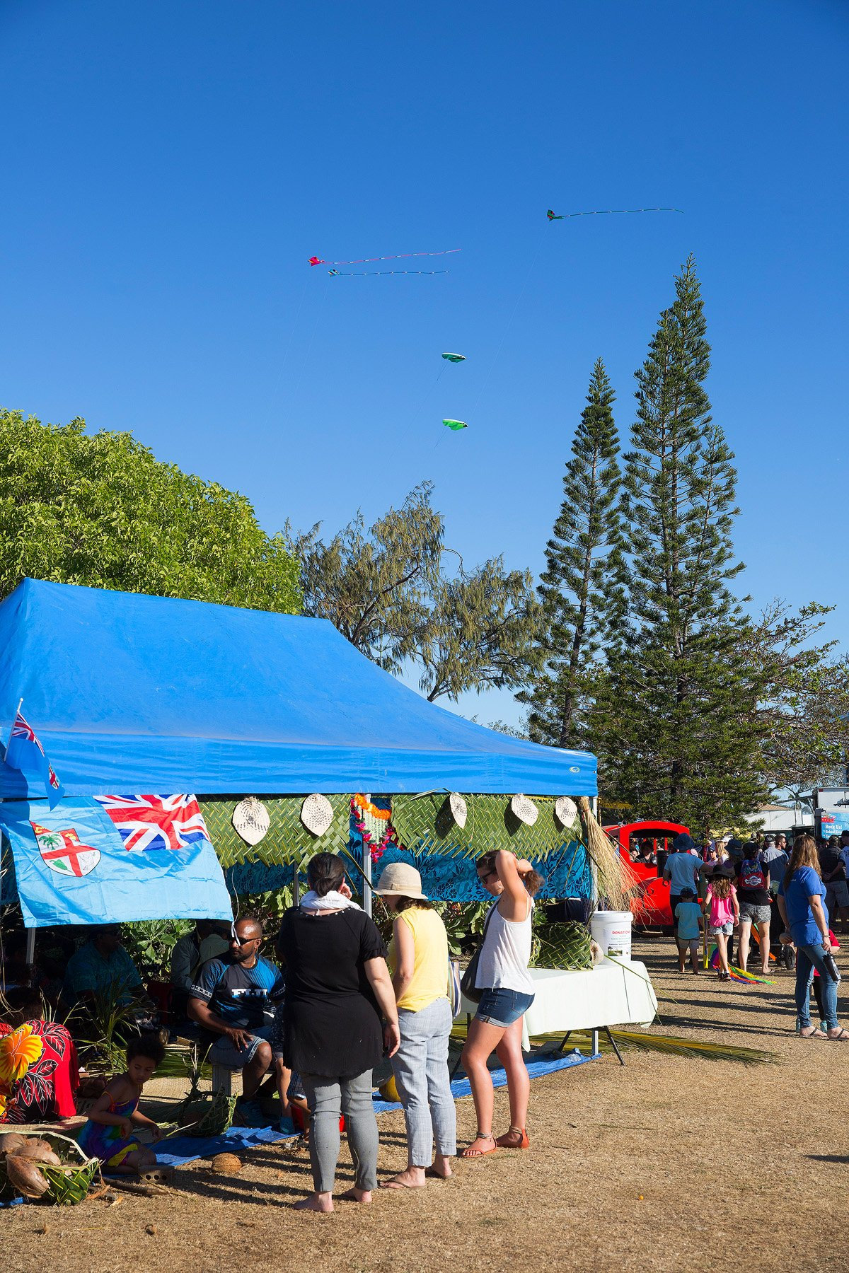 Mackay Regional Council's website has a one-stop page for events.