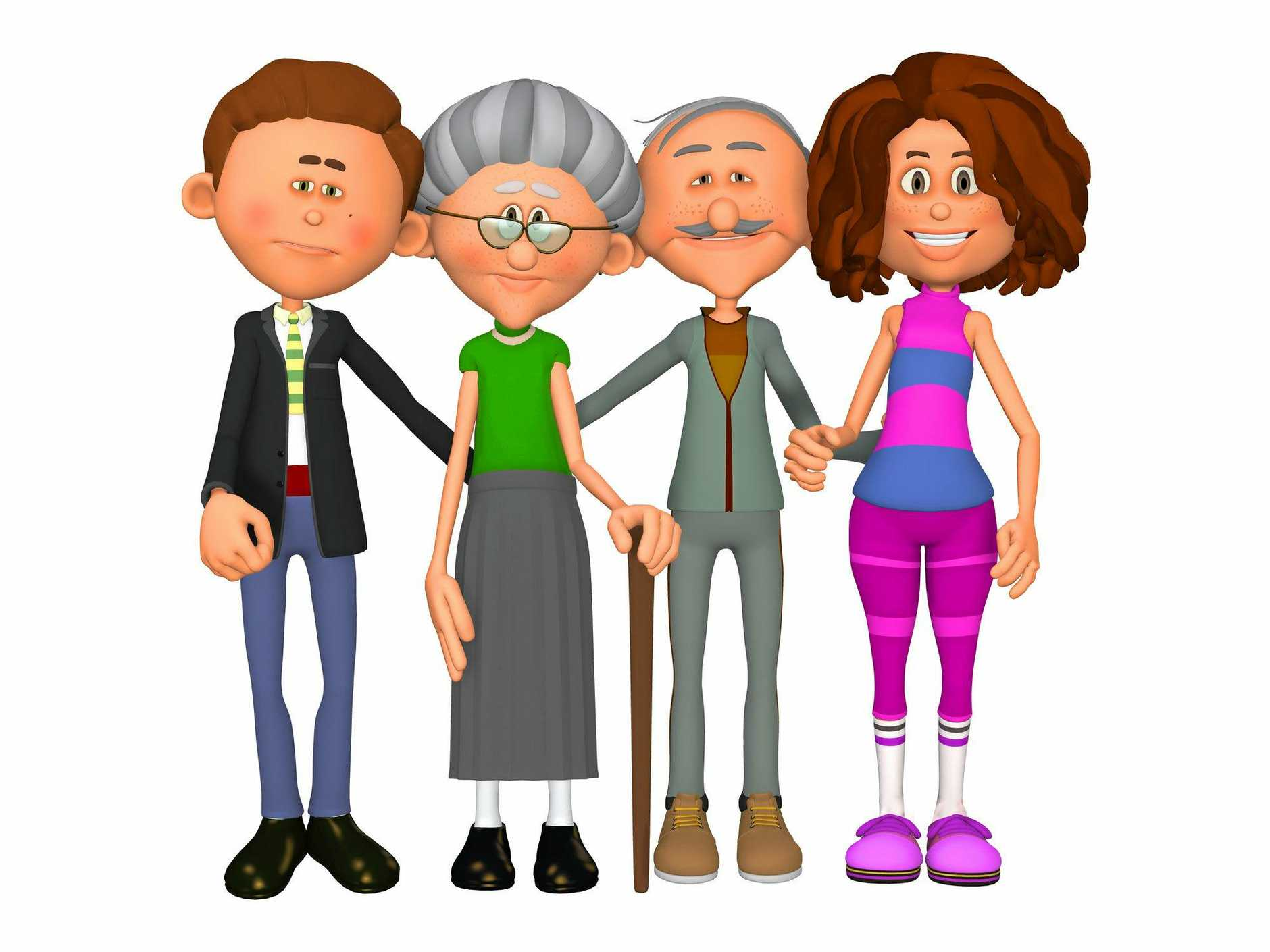 A recent support 'Societal Views on Seniors in Australia' outlines a disconnect rather than a connect between older and younger demographics.