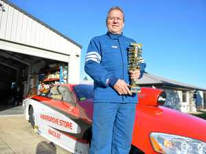 Drag racer rides a wave of speed to national success