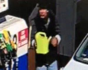 KENDALL ST: Police believe the persons pictured in this image may be able to assist officers with the investigation into a recent Petrol drive off which occurred on Sunday May 5 2019 at approximately 7:57AM. Reference: QP1900994470.