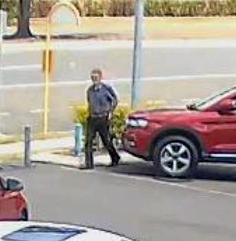 TAKALVAN ST: Police believe the persons pictured in this image may be able to assist officers with the investigation into a recent Wilful damage which occurred on Sunday March 3 2019 at approximately 1:20PM. Reference: QP1900458591.