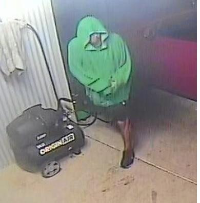 COMMERCIAL AVENUE: Police believe the persons pictured in this image may be able to assist officers with the investigation into a recent Break and enter which occurred on Thursday May 16 2019 at approximately 3:00AM. Reference: QP1900947725.