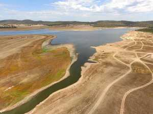 Shocking water usage during extreme drought