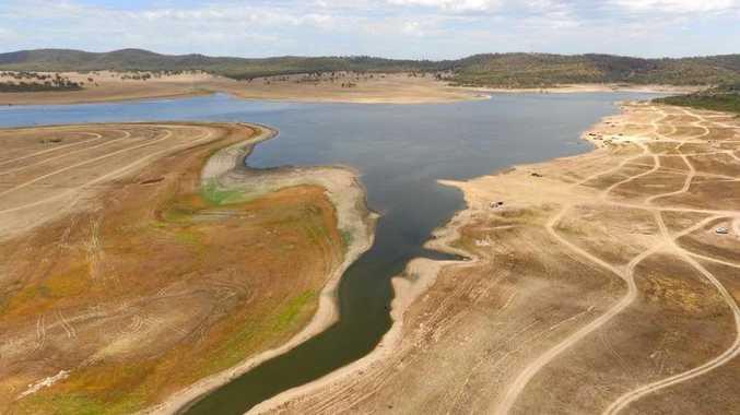 Shocking water usage during extreme drought