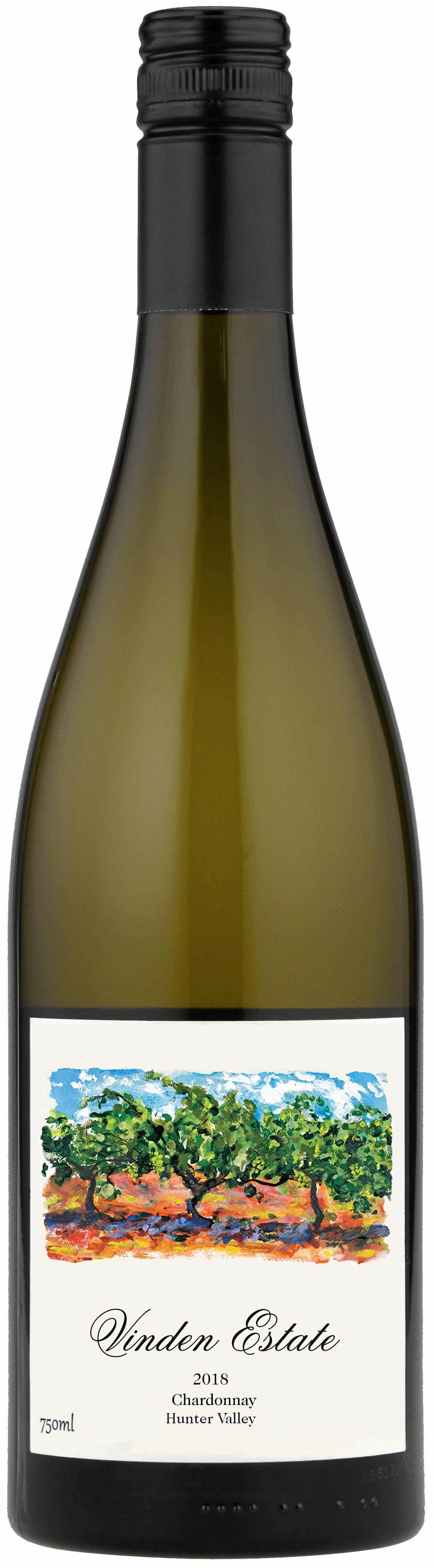 Estate Chardonnay, 2018.