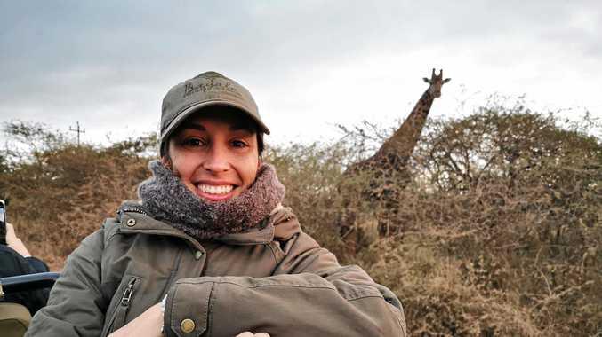 'Rough, dangerous, wonderful': Shannon's wild life in Africa