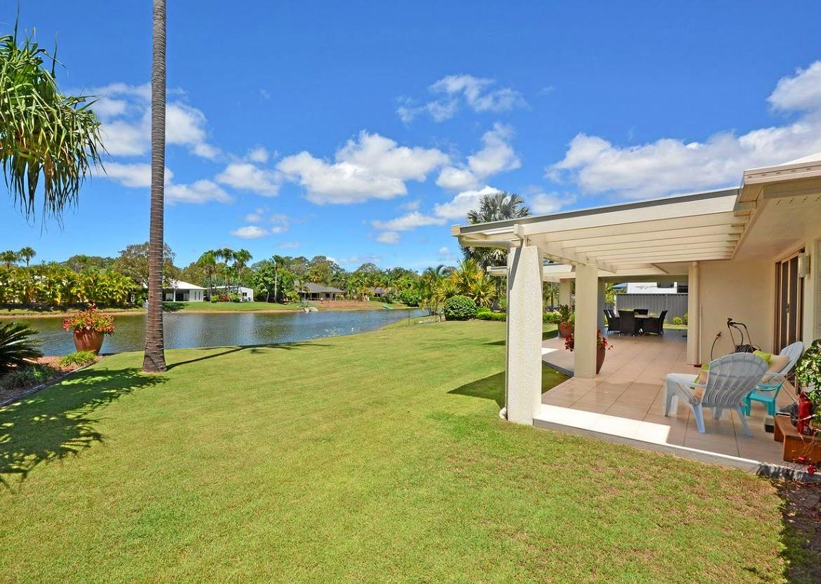 PRICEY SCORE: A Dundowran Beach home became the highest reported sale on the Fraser Coast last week.