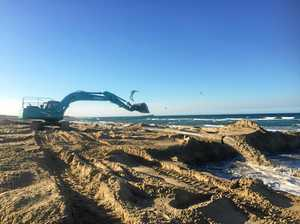 New ideas to save waves during beach works