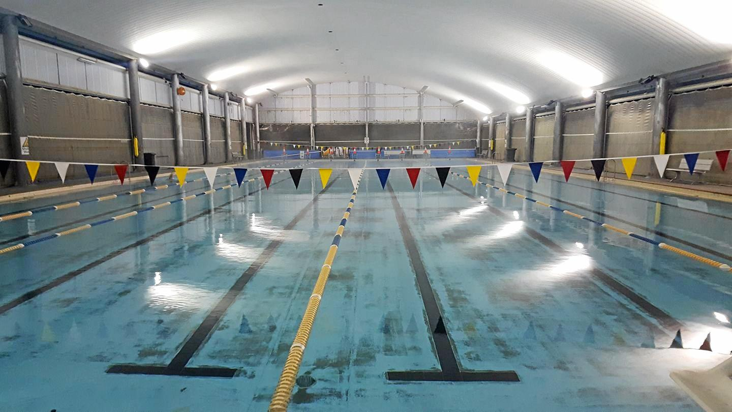The future of Roma's Denise Spencer Memorial Pool is in the hands of the public.