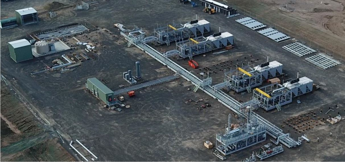 PAY DAY: Senex Energy have announced the $50 million sale of their Roma North natural gas processing facility and pipeline to major Australian energy infrastructure operator Jemena.