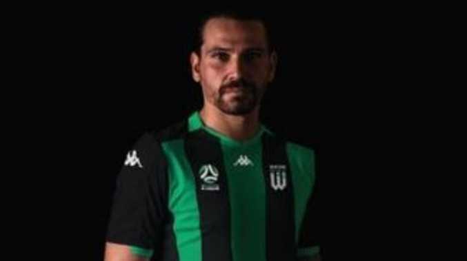 New A-League club's home kit revealed