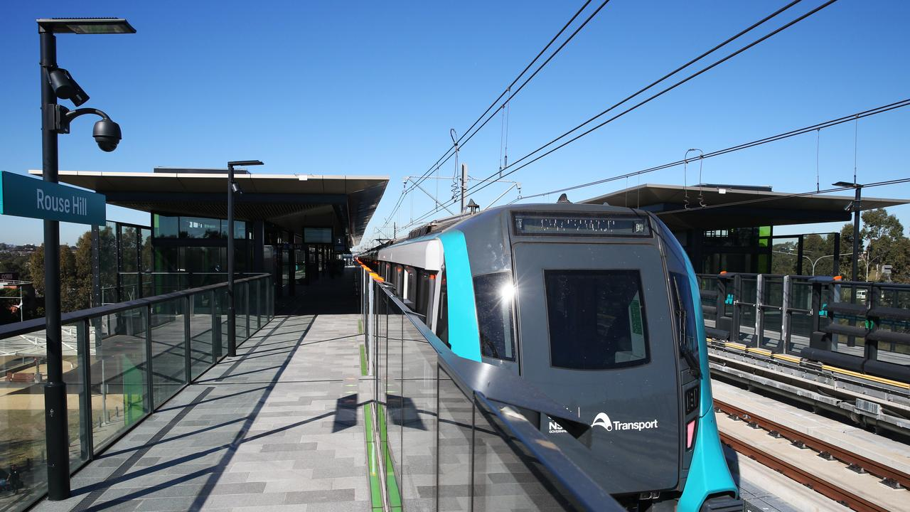 $1.2 billion in 2019-20 to continue delivery of the Sydney Metro City.