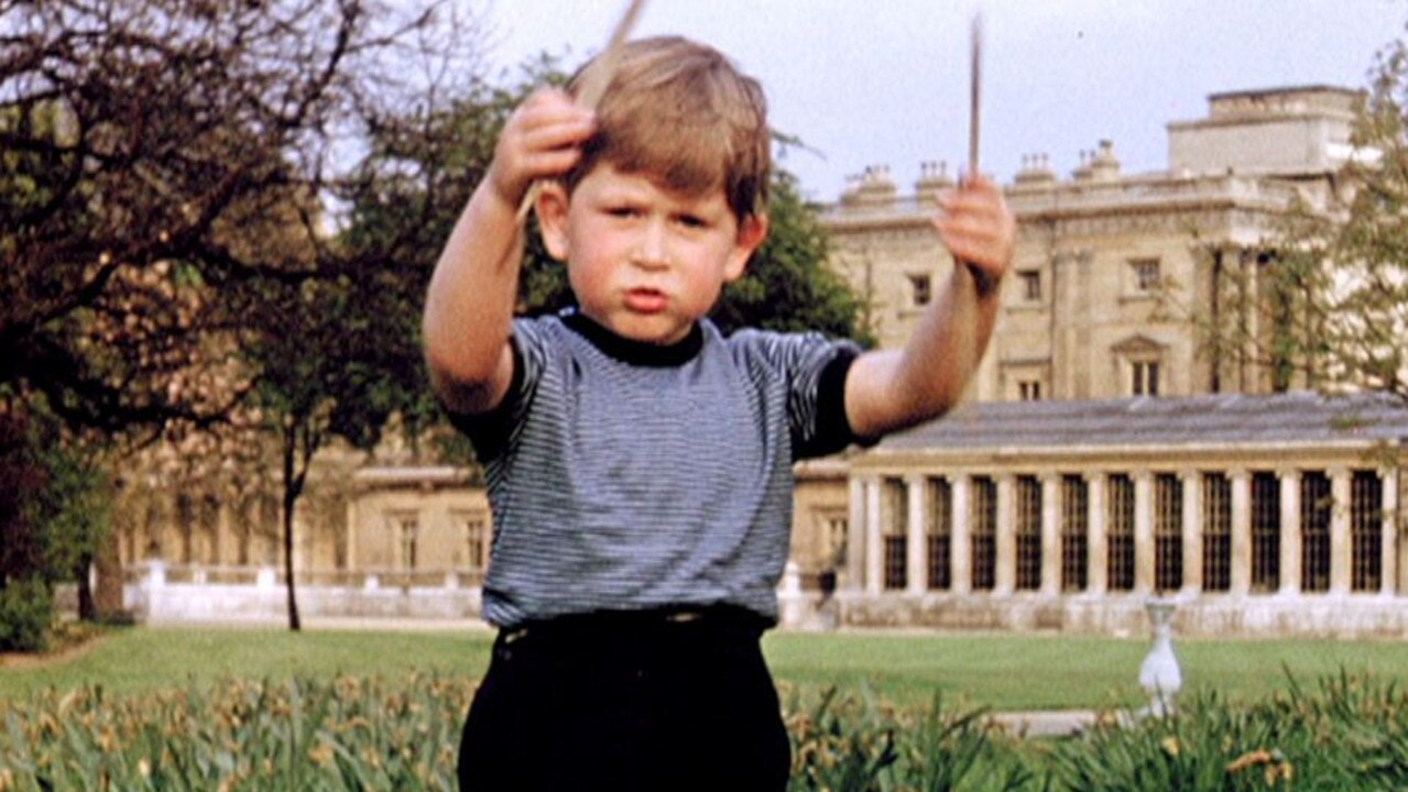 Prince Charles has known of his destiny since he was a young boy. Picture: supplied