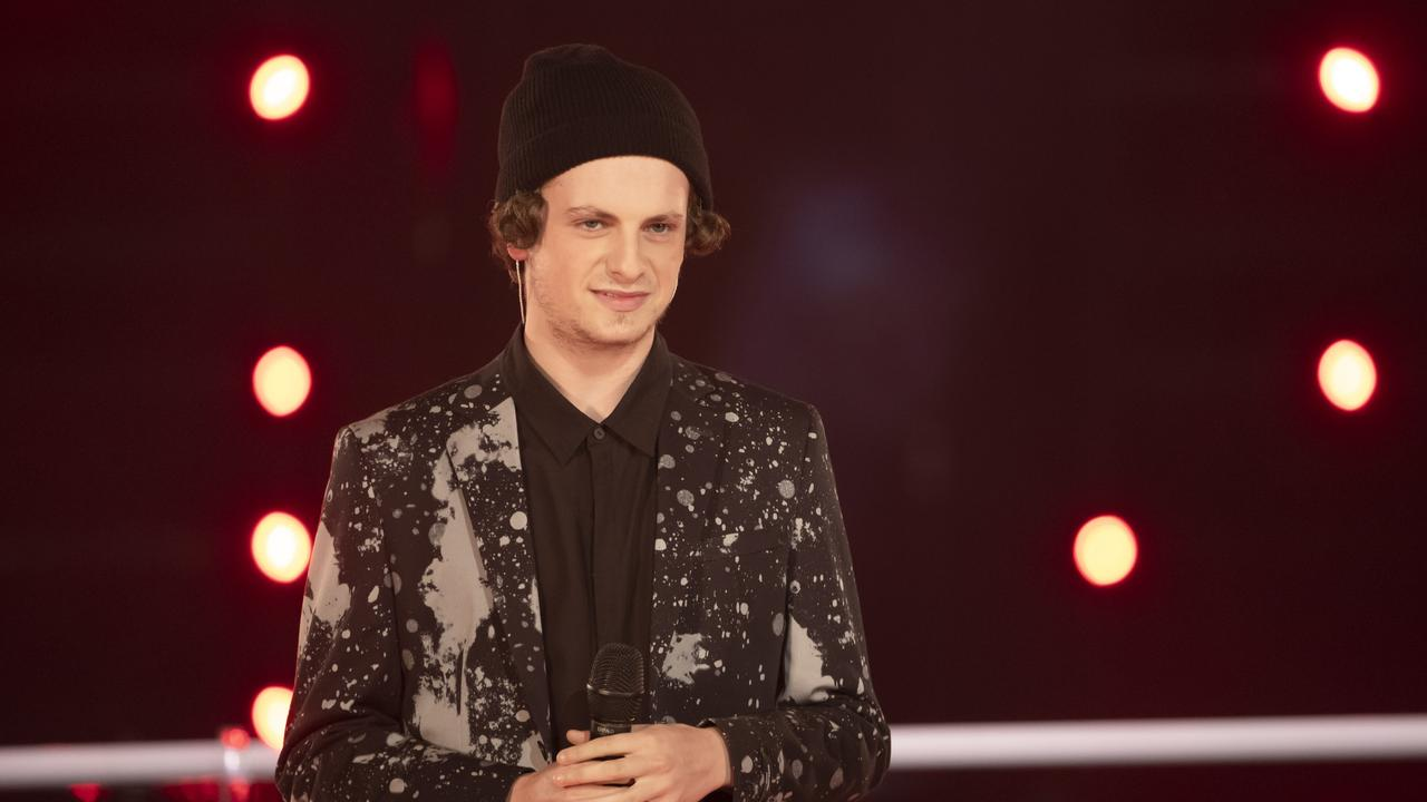 Daniel Shaw is through to the next round of The Voice.
