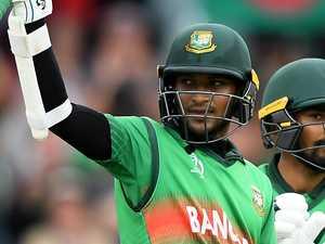 We're not scared: Bangladesh taunt Aussie quicks