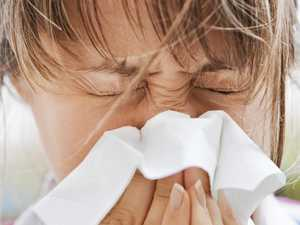 Flu hits up to 400 at elite school