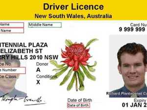 Say goodbye to driver's licences